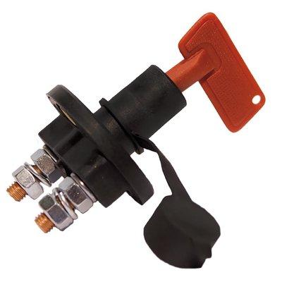 Schalter für Batteriehauptleitung mit Schutzkappe 500A
