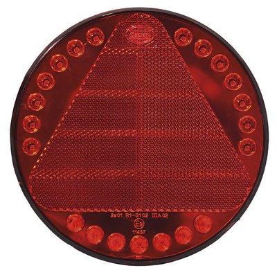 LED-Rückleuchte Flach