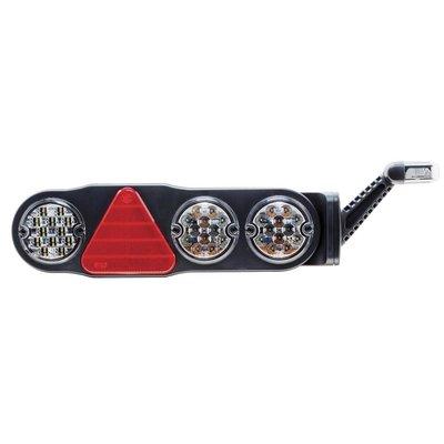 7-Funktionen LED Rücklicht + Begrenzungsleuchte