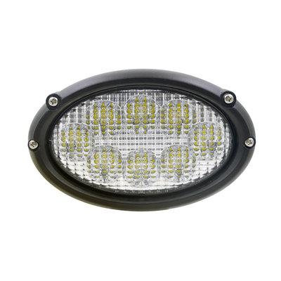 Einbau LED Arbeitsscheinwerfer Oval