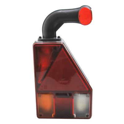 Aspöck Rücklicht Earpoint 1 Rechts Mit Markierungslamp + Rückfahrleucht
