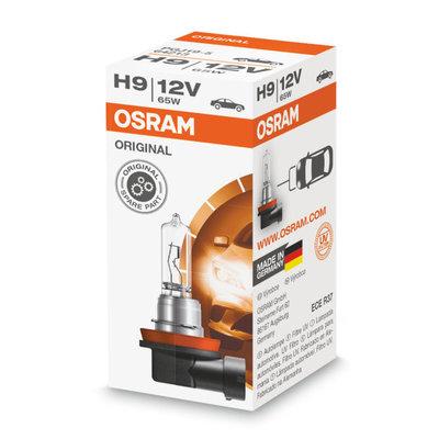 Osram H9 Halogen Lampe 12V PGJ19-5 Original Line