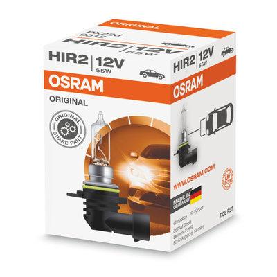 Osram HIR2 Halogen Lampe 12V PX22d Original Line