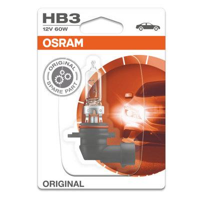 Osram HB3 Halogen Lampe P20d Original Line
