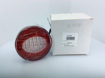 Perel LED Achterlicht 120mm 24