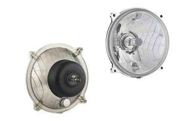 Hauptscheinwerfer H4 Ø150x77 4-bolz montage